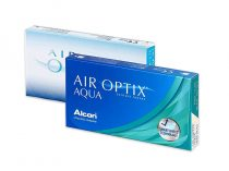 Air Optix Aqua (6 linser)