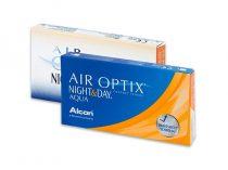 Air Optix Night & Day Aqua (6 linser)