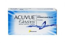 Acuvue Oasys with Hydraclear Plus (12 linser)