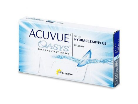 Acuvue Oasys with Hydraclear Plus (6 linser)