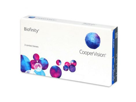 Biofinity (3 linser)