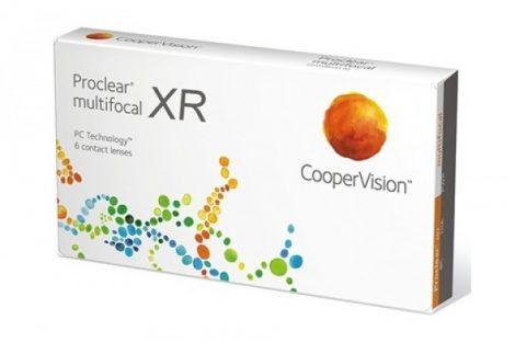 Proclear Multifocal XR (3 lenses)