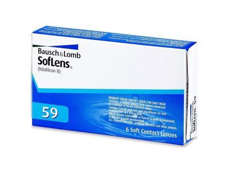 SofLens 59 (6 linser)